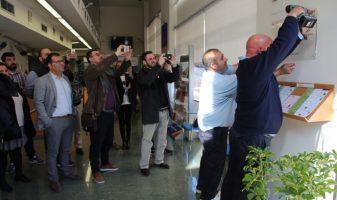 Retiren la placa de Milagrosa Martínez de l'oficina de turisme del Campello